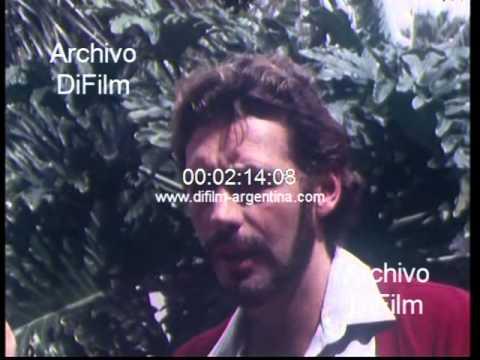 DiFilm  Jorge Jacobson entrevista a Victor Bo 1981