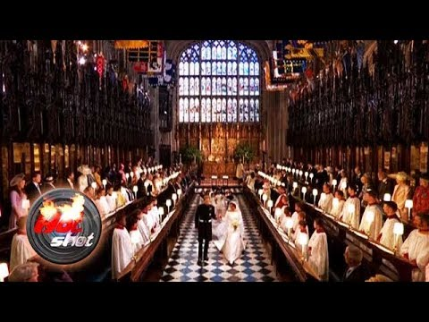 Megahnya Royal Wedding Pangeran Harry dan Meghan Markle - Hot Shot 20 Mei 2018