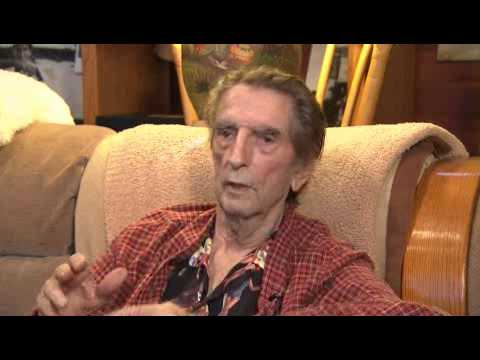 Veteran actor Harry Dean Stanton passes on his life philosophies