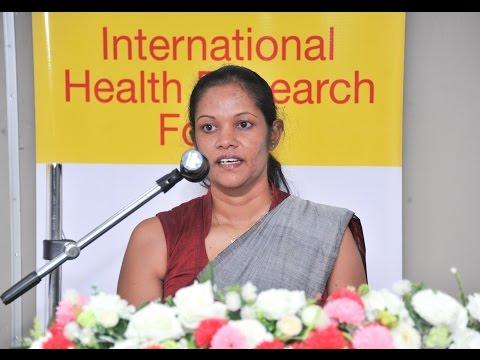 Public Private Partnership in Health care Sector in Sri Lanka: ~ Dr. Binushi Narangoda