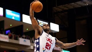 PJ Hairston NBA D-League Dunks Mix