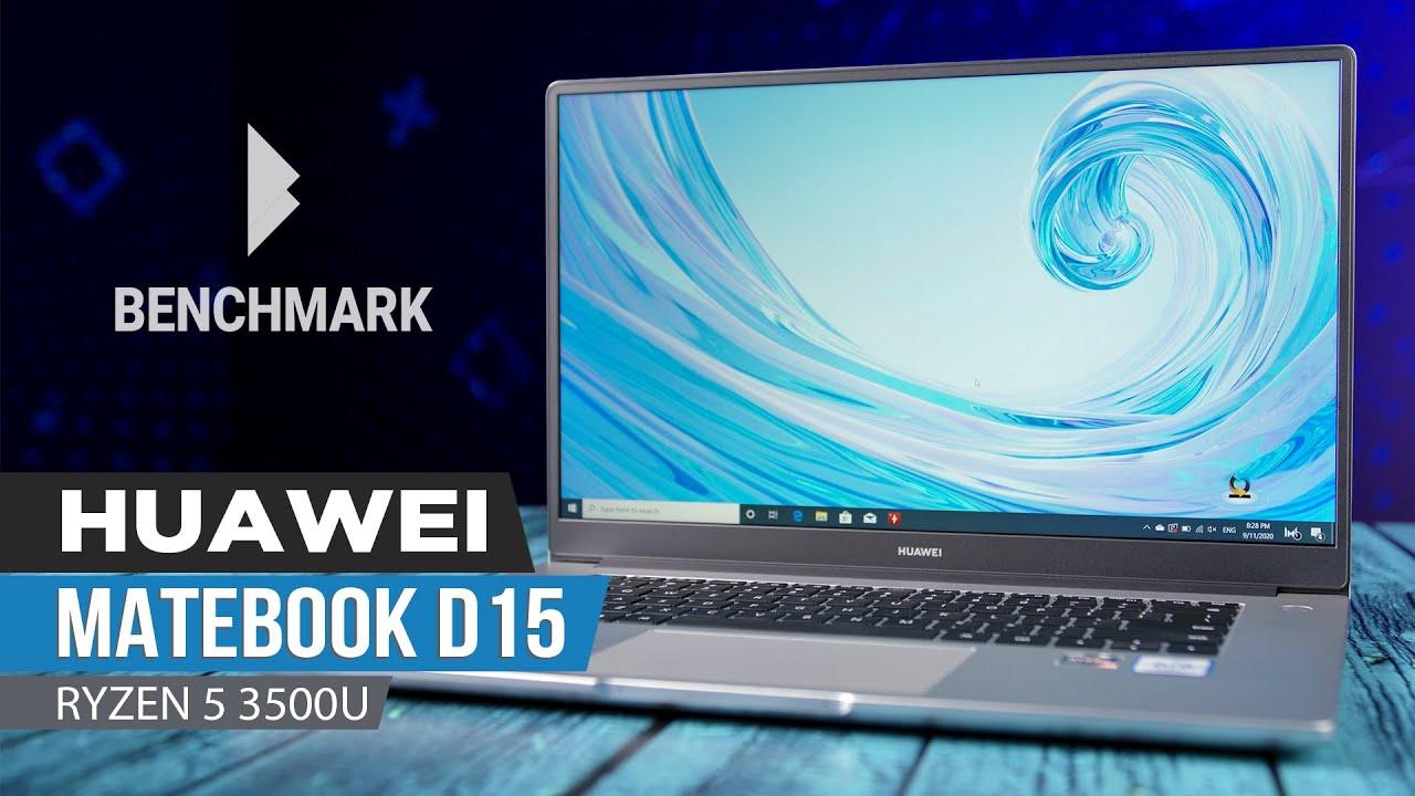 Huawei MateBook D15 recenzija