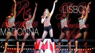 Madonna - American Life (Live From The Re-Invention Tour In Lisbon)