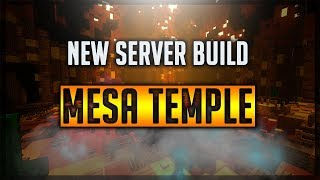 BUILDABLES FACTIONS (EP.1) | NEW MESA TEMPLE