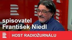 František Niedl: V každé knize je kousek toho, jakým bych chtěl být