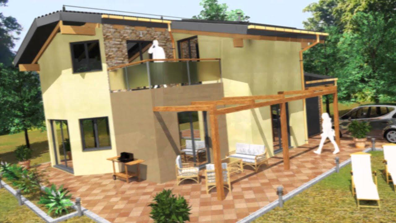 Filmato n 1 villetta unifamiliare bipiano mq 119 83 25 17 for Rendere gratuiti i propri piani di casa