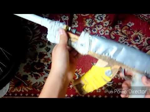 Вопрос: Как вырезать игрушечные деревянные ружья?