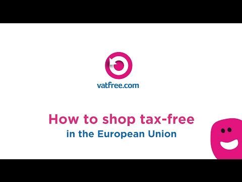Vatfree.com: How to shop tax-free in the European Union
