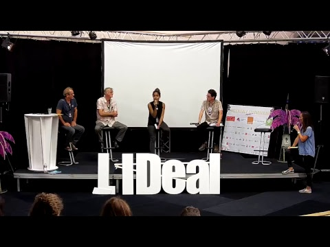 Forum : La finance solidaire, IDeal Cabaret Vert 2017