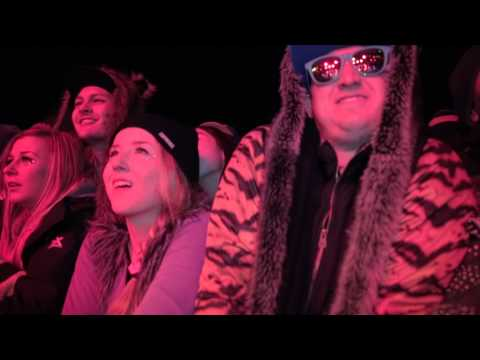 Snow Globe 2012 - Deadmau5, Wiz Khalifa, Laidback Luke, Chromeo