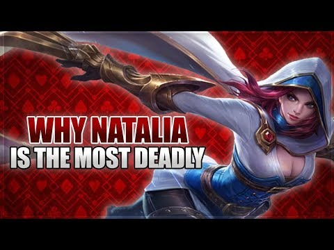 Why Natalia Is The Best Assassin in Mobile Legends!
