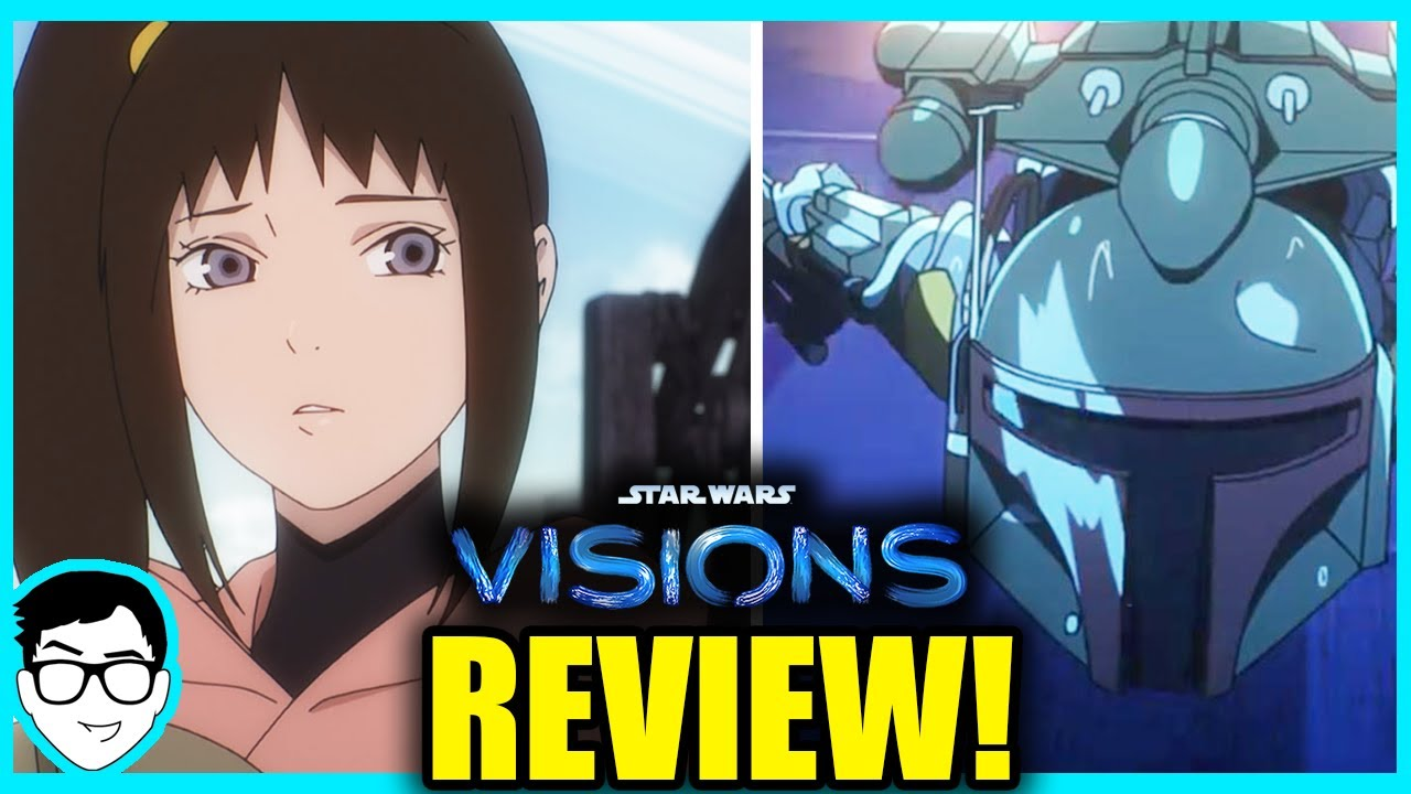 Star Wars: Visions Offers Thrilling Tales Far, Far Away | Review