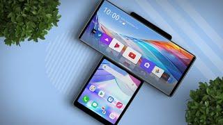 LG WING: Das kąnn das ERSTE Smartphone mit DREHBAREM Display