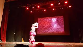27  Anmaro Тольятти –Мадам Рэд Темный дворецкий мюзикл Пылающий алым ликорис