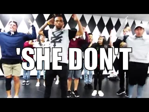 'She Don't' Ella Mai ft TyDolla$ign Dance  Aktualize   Tee'jay Hearn Choreo
