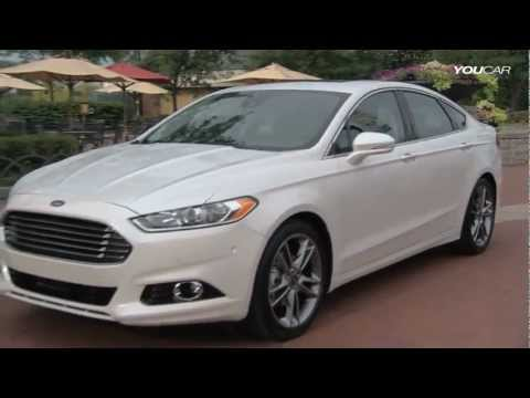 AMERICAN FORD: review FORD FUSION 2013