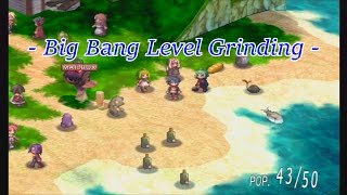 Phantom Brave: We Meet Again - Level Grinding Tips - Big Bang Level Grinding
