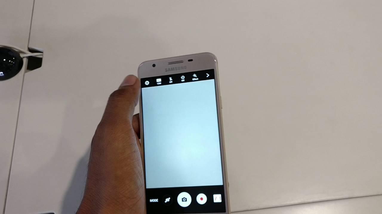 Samsung Galaxy J5 Prime With Fingerprint Sensor Launched