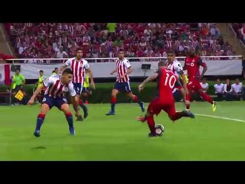 SCCL 2018 Club Deportivo Guadalajara vs Toronto FC Highlights