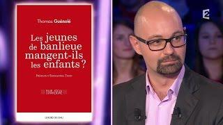 Thomas Guénolé - On n'est pas couché 3 octobre 2015 #ONPC