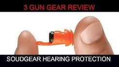 3 Gun Gear Reviews, Soundgear Hear Pro, Custom Hear Pro
