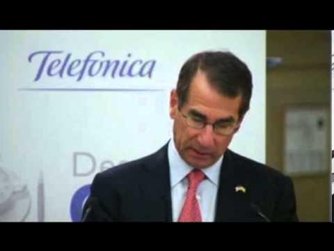 Desayuno CEDE con Alan D. Solomont, embajador de EE.UU en España y Andorra. 18 de noviembre de 2012.