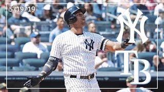 Tampa Bay Rays @ New York Yankees | Yankee Highlights | 5/19/19