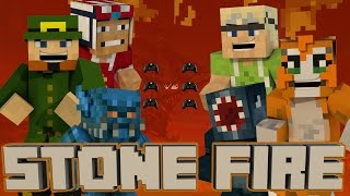 Xbox 360 Minecraft Stonefire PvP #4