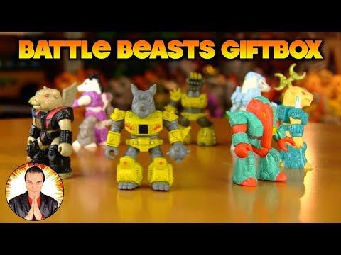 Gift Box: Hasbro's Battle Beasts (1987)