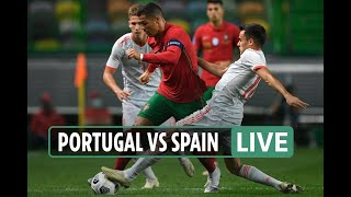 Portugal vs Spain 3 0 extended Highlights All Goals 2021 HD