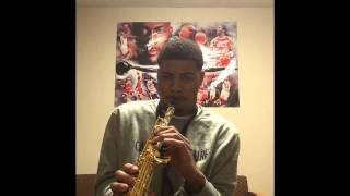 Corey Staggers Saxophone Vine/Instagram Comp