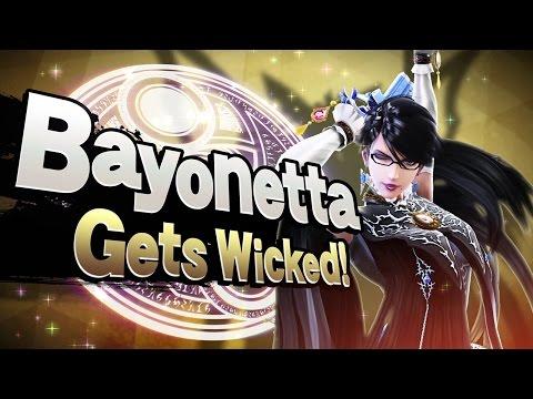 Super Smash Bros. – Bayonetta Gets Wicked!