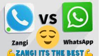 Zangi Messenger x whatsapp screenshot 1