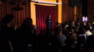 Marcel Lucont: RIP Gregg Jevin, Piccadilly Comedy Club, 24 / 02 / 2012
