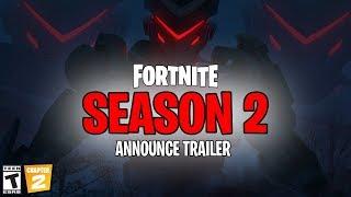 Fortnite Season 2 Trailer - CHAPTER 2 [Season 12]