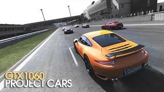 PROJECT CARS GAMEPLAY - NVIDIA GTX 1060 ULTRA [1080p 60]