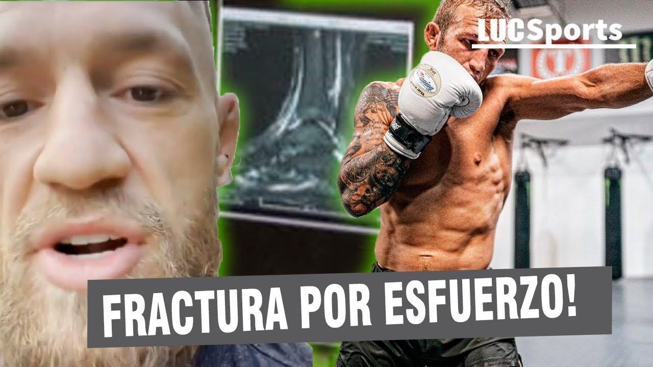 Médico REFUTA LESIÓN de McGregor antes de pelea | TJ Dillashaw entrena para retorno | Poirier