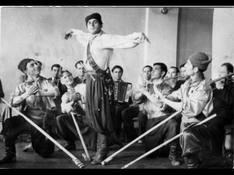 Shevket Mamutov soul of Crimean Tatar dance