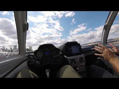 Icon A5 Test Ride