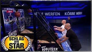 Körbe werfen | Thorstan Legat vs. Detlef D! Soost | Spiel 8 | Schlag den Star
