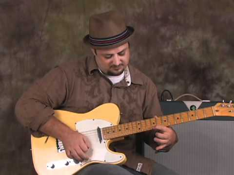 Guitar Lessons - Intermediate and advanced Blues Rock Jazz guitar lick