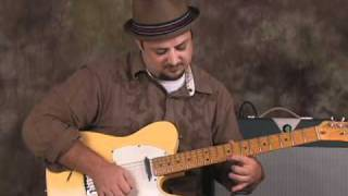 Guitar Lessons - Intermediate and advanced Blues Rock Jazz guitar lick