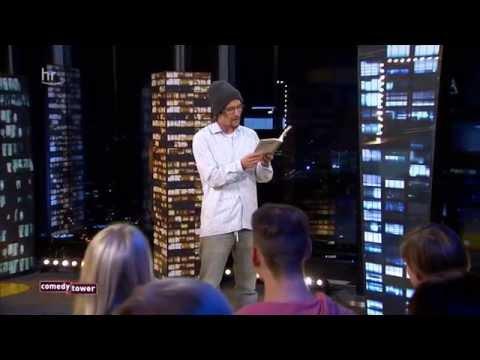 "Kristian Kokol: Genialer Bewerbungsbrief aus ""Axel des Bösen"". Wicked!- Comedy Tower"