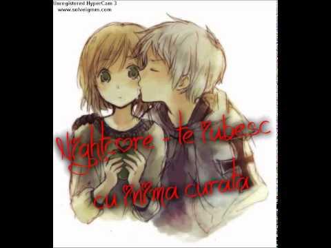 ♡Nightcore♡ - ❤ Te iubesc cu inima curată ❤ ( Aduku )