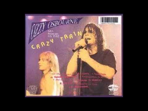 "Ozzy Osbourne - Live USA  1982  (""Bootleg)"