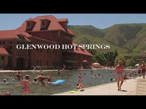 History of a Hot Springs Destination - Glenwood Springs