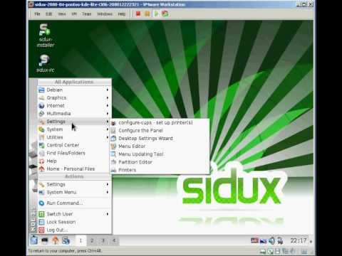 sidux lite 2008-03