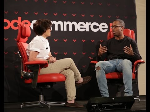 Tristan Walker: 'No one wants to fund e-commerce companies anymore' | Code Commerce 2017