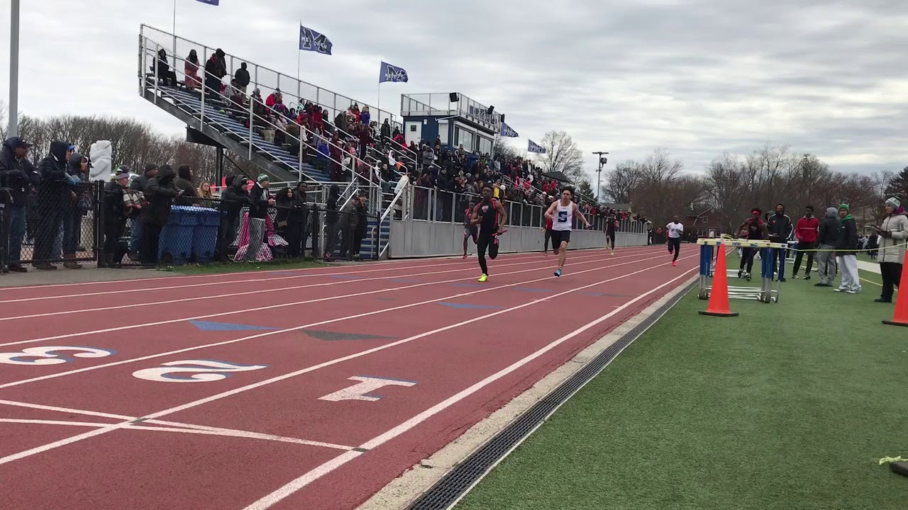 organizing a track and field meet highlights