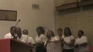 Contee L.V. Gospel Chorus - Caught up to meet Him